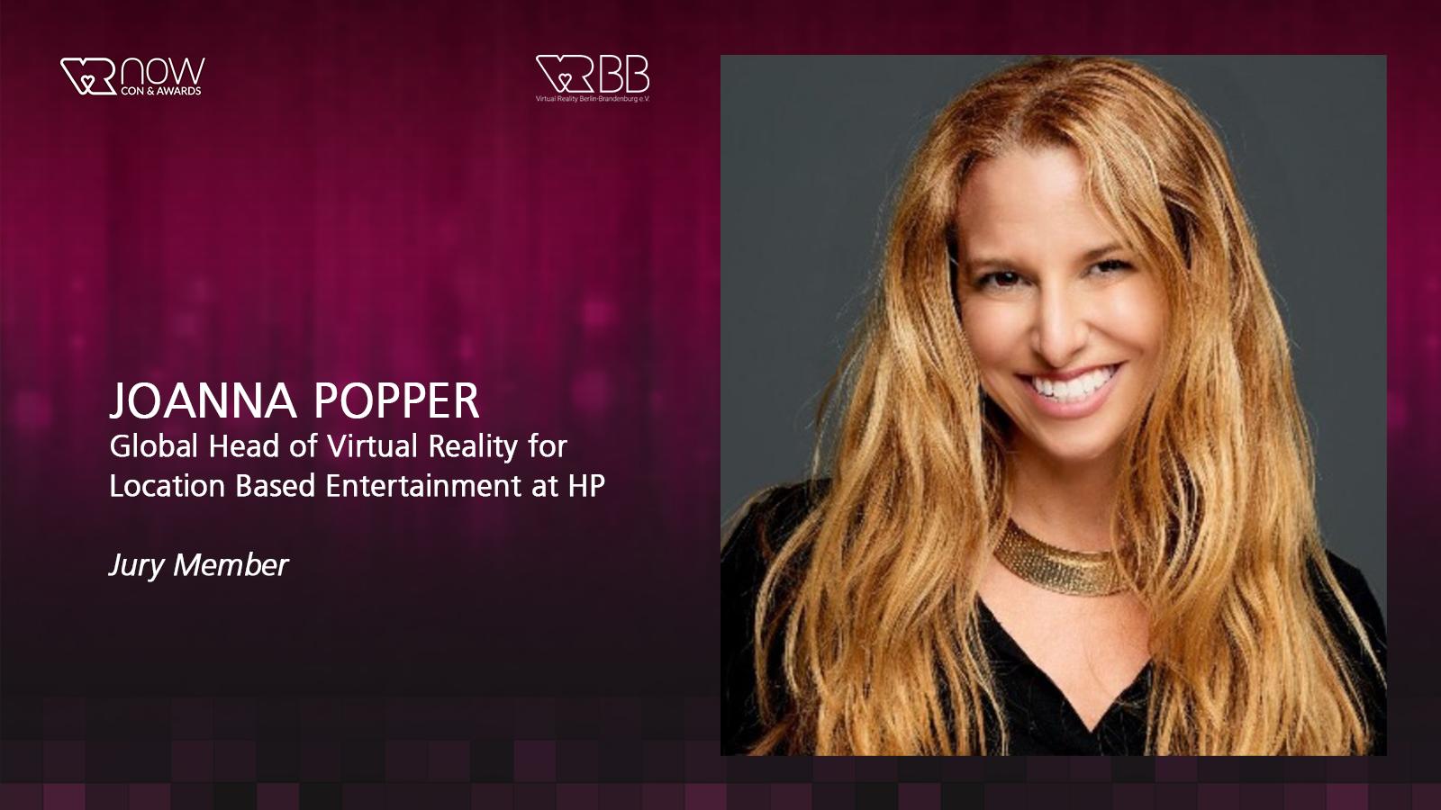 Joanna Popper